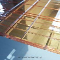 Exquisite Laser Engraving speciaal Decoratief gelamineerd glas voor de bouw