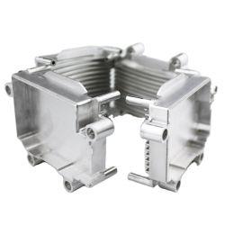 Китай по 6061 7075 T6 алюминиевый блок цилиндров с ЧПУ фрезерования с ЧПУ обработки алюминия Anodizing