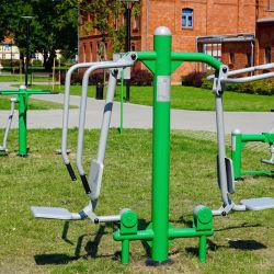 체력 단련장 정원 트레이닝 트레일 스테이션 레크레이션 운동 야외 어린이용 체육관 장비