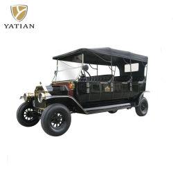 Удобные для игры в гольф с питанием от батареи 8 мест Tourist Shuttle Car для осмотра достопримечательностей