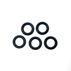 موانع التسرب المطاطية المخصصة الحشايا ذات الحلقات الدائرية موانع التسرب الحلقية ذات الحجم القياسي موانع التسرب الحلقية من السيليكون موانع التسرب الحلقية من NBR (70)