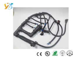 맞춤형/맞춤형 OEM 중국 제조업체에서는 의 자동/차량 엔진 와이어/와이어링 하니스를 제공합니다 Deutsch 커넥터가 있는 자동차 Audi용 케이블 플러그 어셈블리 공장