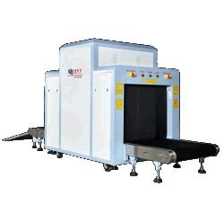 نظام التنبيه من التهديدات وآلات الماسح الضوئي لأمان أمتعة الأشعة السينية المعدات