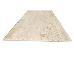 Pavimentazione rigida di Lvt di memoria della plancia di plastica facile di pulizia dell'isolamento termico
