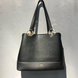 Totalisator van de Zakken Shouler van de Kwaliteit van Hight de Functionele Dame Handbag met het Leer van de Korrel Pu van de Slang