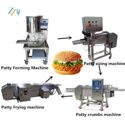 Produktionslinie Für Fleischpatten Aus Edelstahl