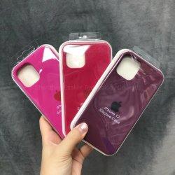für iPhone 12 Telefon-Deckel-Silikon-Kasten des Vorlagen-Fall-neuen Modell-2020