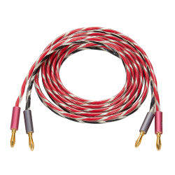 Leistungsfähiger Hifi Lautsprecher-Berufsdraht/Lautsprecher-Kabel