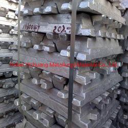 Lingotes de aluminio 99,9% puro de alta calidad