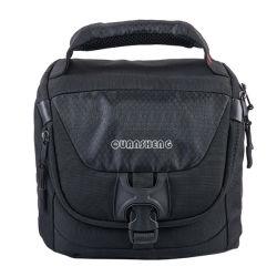 حقيبة كاميرا احترافية مخصصة مقاومة للماء من مواد 600D متوسطة الحجم