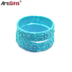 Mode puissance Bracelet en Silicone Bracelets Cprime graver les performances