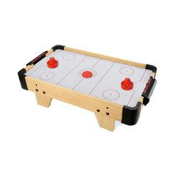 35/50cmの小型アイスホッケーのゲームの子供のおもちゃの卓上ゲームのためのテーブルトップの空気ホッケーの試合