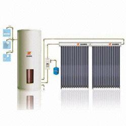 Separados y la presión calentador de agua solar (XK-SP01).