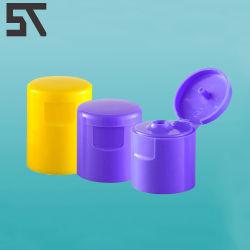 24/410 Parafuso Plástico Filp topo da tampa do vaso