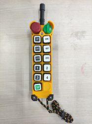 Telecrane F24-10d Industrial Radio controles remotos de largo alcance Operateing