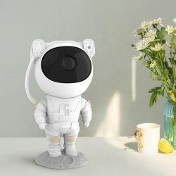 Proiettore Star Night Light per compleanno Sky proiettore Star Moon Galaxy Astronauta proiettore Night Light Star