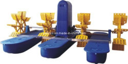 2HP 4 PCS Impellers Paddle Wheel Aerator (fase 3)