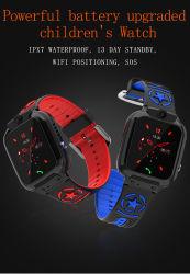 子供のスマートな腕時計を追跡する対面呼出しSos警報
