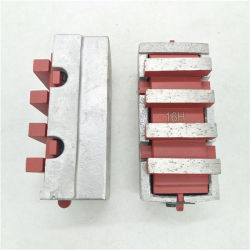 Edco 기계용 다이아몬드 메탈 바 콘크리트 연삭 디스크