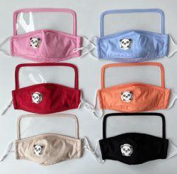 新しいデザイナー保護ハンドシールド呼吸弁のFacemaskの綿の洗濯できる反風の表面MaskesフィルターポケットMaskss