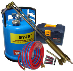Hebel-Kontrollierter Oxy Benzin-Schneidbrenner (GY30C)