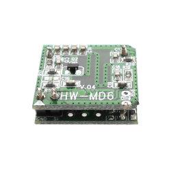 Sensor de microondas módulo Arduino Motion Detector de radar Doppler (HW-M09)