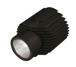 調光可能な改良型ダウンフィット、埋込型ダウンライト、クールホワイト、 30 W LED 天井下げ ショッピングモールに最適