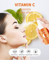 Spray idratante VC per rinfrescare il viso con acqua idratante e toner di controllo Cura l'acqua