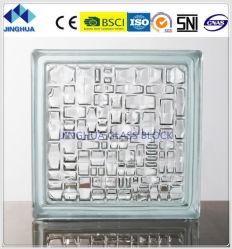 Mejor precio Jinghua mosaico de ladrillo y bloque de cristal claro