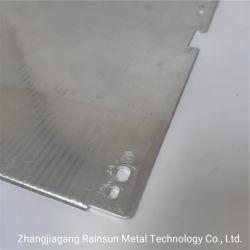 Alliage d'aluminium supraconducteur composite plat de la chaleur pour les appareils électroniques de refroidissement du tube