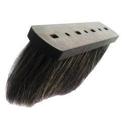 Pure borstel voor het reinigen van auto's, aluminium afdekking voor waterpijp, roterende borstel