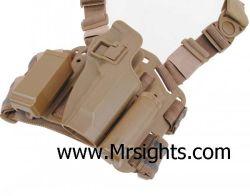 Beretta M92 MOD нескольких цветов и Plateform CQC пистолет чехол