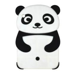 صناعة الصين غلاف علبة الكمبيوتر اللوحي 3D Panda Silicone
