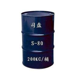 Spot del fabricante de aceite mineral emulsionante de la serie S-20 Twain Estabilizador de espuma S-20