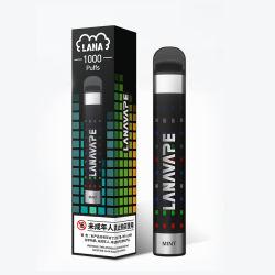 2021 휴대용 왁스 원숭이 펜 일회용 빅 베이퍼 연기 기화기 펜 E 담배