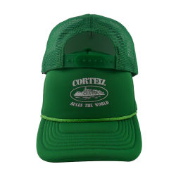 3D MALHA personalizado Impressão Caminhoneiro Caps Chapéus com diferentes logos/Patches barato grossista China Malha macia, estruturado Caminhoneiro Pac
