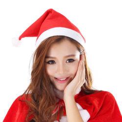 Adulto Kids Santa Clasuse Chapéus Iluminação vermelha tampa de Natal para o Dia de Natal Cosplay traje de festa