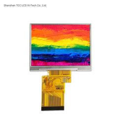 La pantalla de 3,5 pulgadas LCD TFT 320x240 Pantalla a color gráfico TM035kdh03 LCD TFT