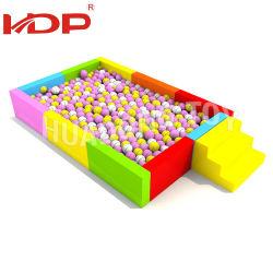 Детей в детских садах для изготовителей оборудования мягких играть шарики, мягкий играть бассейн шаровой опоры рычага подвески