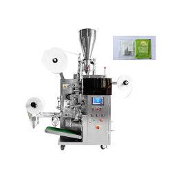 De Vullende en Verzegelende Van het Theezakje van de Verpakking Machine van het automatische van de Druppel van de Koffie Poeder van het Voedsel voor Filtreerpapier