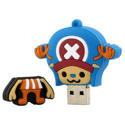 De goedkope Schijf van U van de Aandrijving van de Flits van pvc USB van de Capaciteit van pvc USB tweede van de Douane 3D werkelijk