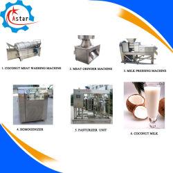 China productie van 4000-5000kg/H Coconut Milk Production Line