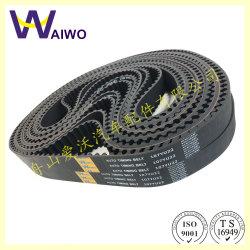Cinghia di sincronizzazione di alta qualità 107yu22 per la cinghia di gomma di vendita calda automatica dei pezzi di ricambio della cinghia di azionamento di orgoglio Kk15012205b di KIA