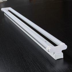 1,2 m de la luz del tubo LED doble chapa de hierro Tri-Proof LED Iluminación LED de luz de la Oficina de la luz exterior