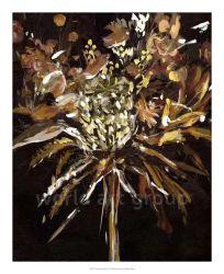Lienzo de gran tamaño de la panadería tradicional de pintura de arte floral Flores Pintura al Óleo personalizado