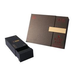 De hete Verpakking van het Vakje van de Douane van het Document van de Vertoning van de Douane van het Etiket van de Verkoop voor Thee