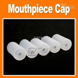 E Cigarette Silicone Mouthpiece Cover Cap Use für Guest Test, Disposable Health Cap