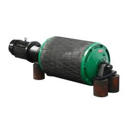 Rolo de aço da polia do transportador de cerâmica com atraso personalizado OEM E.