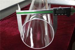 Il formato del diametro del tubo di vetro del quarzo può essere personalizzato