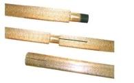 Carbonio rivestito di rame Rod - arco di sgorbiatura Aria-Congiunto & indicato